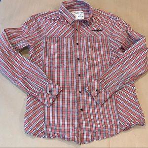 Wrangler Men's L (unisex) cowboy shirt